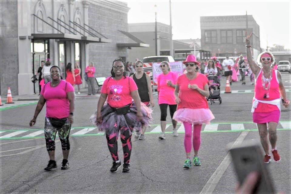 Pink DRESS RUN 2020